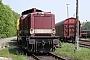 """MaK 1000348 - HWB """"VL 8"""" 12.06.2006 Brackwede [D] Dietrich Bothe"""