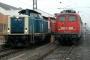 "MaK 1000349 - DB AG ""212 302-4"" __.__.2004 - Dillingen (Saar)Michael Ruge"