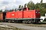 """MaK 1000356 - MVG """"212 309-9"""" 30.08.2004 Mülheim(Ruhr) [D] Gunnar Meisner"""