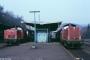 "MaK 1000356 - DB""212 309-9"" 29.04.1986 - Brügge, BahnhofIngo Strumberg"