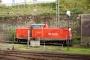 "MaK 1000356 - DB Cargo ""212 309-9"" 11.10.2001 - Hagen-Eckesey, BahnbetriebswerkJens Grünebaum"