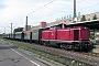 "MaK 1000356 - UTL ""212 309-9"" 04.07.2018 - Kornwestheim, BahnhofAndy Wurster"