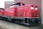 """MaK 1000357 - DB AG """"212 310-7"""" 08.01.2006 - Osnabrück, BahnbetriebswerkDirk Wordtmann"""