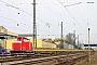 """MaK 1000357 - DB Fahrwegdienste """"212 310-7"""" 14.03.2009 Frankental [D] Marc Strack"""
