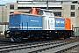 """MaK 1000358 - NBE RAIL """"212 311-5"""" 12.09.2013 Siegen [D] Michael Baier"""