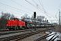 """MaK 1000359 - CCL """"262 004-5"""" 23.02.2010 - München MilbertshofenKilian Lachenmayr"""