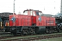 """MaK 1000359 - CC-Logistik """"262 004-5"""" 07.04.2011 - München-MilbertshofenMarkus Lohneisen"""