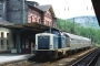 "MaK 1000361 - DB ""212 314-9"" 27.06.1989 Letmathe,Bahnhof [D] Frank Becher"