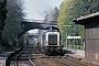 "MaK 1000363 - DB ""212 316-4"" 09.04.1990 - Solingen-Schaberg, BahnhofIngmar Weidig"