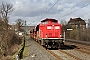 "MaK 1000364 - DB Fahrwegdienste ""212 317-2"" 13.03.2019 - VellmarChristian Klotz"