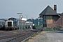 "MaK 1000365 - DB ""212 318-0"" 09.08.1989 - Lendersdorf, BahnhofIngmar Weidig"