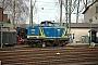 """MaK 1000369 - MWB """"V 1252"""" 24.01.2009 Darmstadt-Kranichstein [D] Bernd Ott"""
