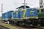 """MaK 1000369 - MWB """"V 1252"""" 26.05.2007 Darmstadt-Kranichstein [D] Leon Schrijvers"""