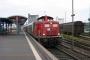 """MaK 1000370 - Railion """"212 323-0"""" 24.10.2004 Emden-Außenhafen,Bahnhof [D] Hans Bischoff"""