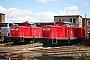 """MaK 1000370 - DB Services """"212 323-0"""" 17.06.2008 - Cottbus, AusbesserungswerkSven Hohlfeld"""