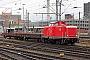 "MaK 1000370 - DB Services ""212 323-0"" 10.08.2008 - Hannover, HauptbahnhofHans Isernhagen"