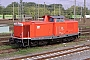 """MaK 1000370 - DB Services """"212 323-0"""" 15.09.2008 - Weil am RheinUwe Klabunde"""