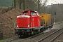"""MaK 1000370 - DB Fahrwegdienste """"212 323-0"""" 21.11.2009 Littfeld [D] Matthias Schmitt"""