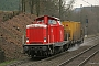 "MaK 1000370 - DB Fahrwegdienste ""212 323-0"" 21.11.2009 - LittfeldMatthias Schmitt"