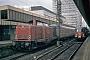 """MaK 1000370 - DB """"212 323-0"""" 07.03.1980 Essen,Hauptbahnhof [D] Martin Welzel"""