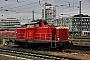 """MaK 1000370 - DB Fahrwegdienste """"212 323-0"""" 22.06.2016 Kassel,Hauptbahnhof [D] Christian Klotz"""