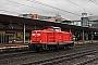 "MaK 1000370 - DB Fahrwegdienste ""212 323-0"" 19.11.2018 Kassel-Wilhelmshöhe [D] Christian Klotz"