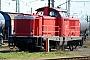 """MaK 1000370 - DB Fahrwegdienste """"212 323-0"""" 21032019 - Mainz-Bischofsheim, WerkstattMichael Ruge"""