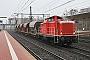 "MaK 1000370 - DB Fahrwegdienste ""212 323-0"" 23.01.2020 - Kassel-Wilhelmshöhe, BahnhofChristian Klotz"