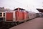 """MaK 1000372 - DB """"212 325-5"""" 07.12.1989 - Wuppertal OberbarmenGerd Hahn"""