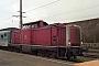 "MaK 1000373 - DB Cargo ""212 326-3"" 26.11.2000 Neustadt(Aisch) [D] Werner Peterlick"