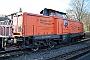 "MaK 1000373 - Redler ""4"" 12.12.2018 - KlostermansfeldRudi  Lautenbach"
