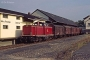 "MaK 1000374 - DB ""212 327-1"" 03.10.1985 - Simmern, BahnhofDr. Frank Halter"