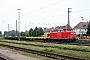 """MaK 1000376 - DB Services """"212 329-7"""" 11.09.2008 Offenburg [D] Heinrich Hölscher"""