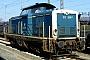 """MaK 1000376 - DB Fahrwegdienste """"212 329-7"""" 21.04.2016 - WeimarJan Klein"""