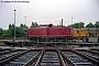 "MaK 1000377 - DB ""212 330-5"" 05.08.1983 - Nürnberg, Bahnbetriebswerk HbfNorbert Schmitz"