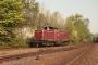 "MaK 1000380 - DB ""213 333-8"" 05.06.1988 - Kalenborn, BahnhofCarl-Otto Ames"
