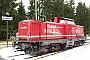"""MaK 1000381 - RBG """"213 334"""" 07.02.2016 - Rennsteig, BahnhofManfred Uy"""