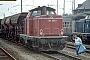 """MaK 1000382 - DB """"213 335-3"""" 27.08.1990 - Remagen, BahnhofErnst Lauer"""