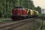 """MaK 1000382 - NeSA """"V 100 2335"""" 02.06.2013 - TorneschBernd Spille"""