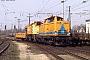 """MaK 1000383 - DBG """"213 336-1"""" 18.03.2004 - Augsburg, RangierbahnhofFrank Weimer"""