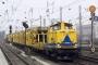 """MaK 1000383 - DBG """"213 336-1"""" 17.03.2007 - München, Bahnhof HeimeranplatzFlorian Martinoff"""