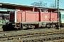 """MaK 1000384 - DB AG """"213 337-9"""" 04.03.1994 - Remagen, BahnhofErnst Lauer"""