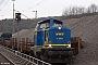 "MaK 1000385 - MWB ""V 1353"" 15.03.2008 - Gevelsberg, Bahnhof WestIngmar Weidig"