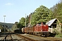 "MaK 1000386 - DB ""213 339-5"" 06.05.1988 - Grenzau, BahnhofCarl-Otto Ames"