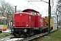 """MaK 1000387 - AVG """"465"""" 01.12.2017 - Ettlingen, StadtbahnhofNahne Johannsen"""