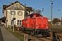 "MaK 1000387 - UTL ""465"" 17.11.2018 - Ettlingen WestWerner Schwan"