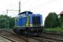 """MaK 1000388 - MWB """"V 1354"""" 04.08.2006 - LaufachStefan Gross"""