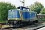 """MaK 1000388 - MWB """"V 1354"""" 19.04.2004 - Hamm, HauptbahnhofLeon Schrijvers"""